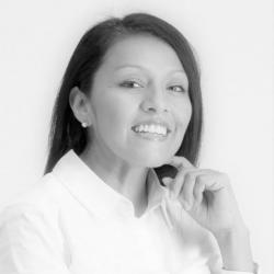 Martha Ccolque, responsable ateliers